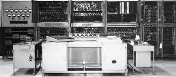1ST generation of computers